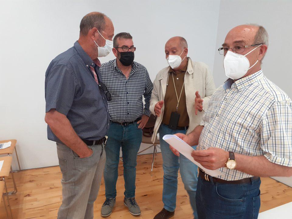 Acuerdo para abrir el azarbe el Señor de Rojales con el fin de evitar inundaciones 6