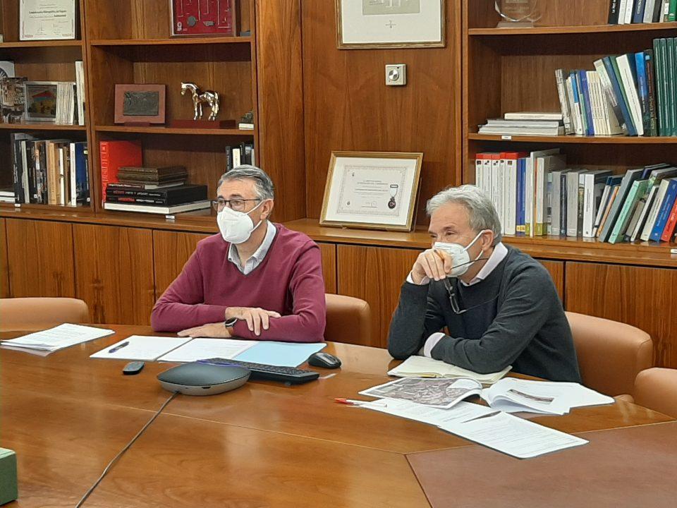 La CHS aborda los problemas de la Rambla de El Pilar 6