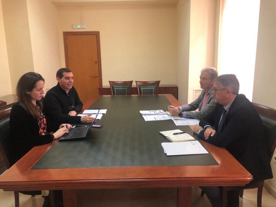 Generalitat y CHS se reúnen para coordinar acciones en el marco del Plan Vega Renhace 6