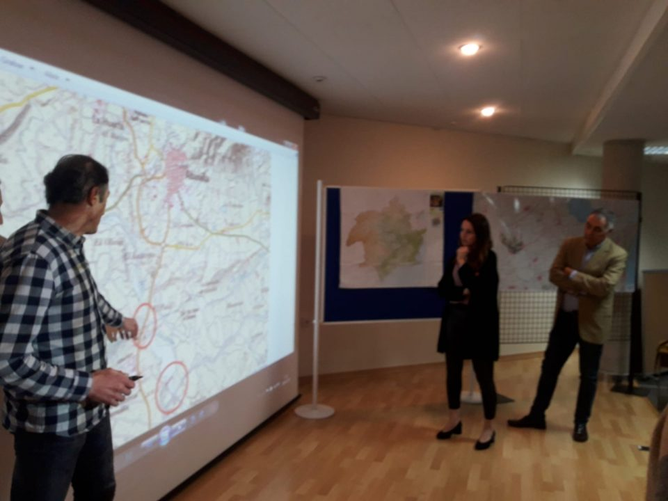 Los ecologistas de la Vega Baja trasladan sus propuestas al Plan Vega Renhace 6