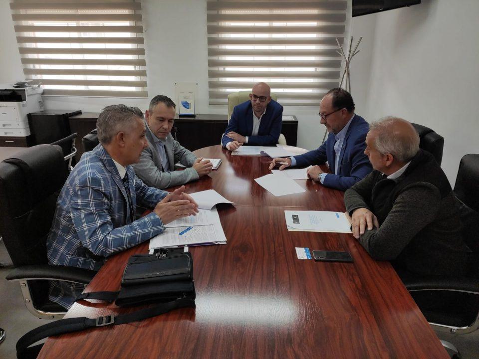 Convenio entre Ayuntamiento y Asociación del polígono para la modernización del área industrial 6