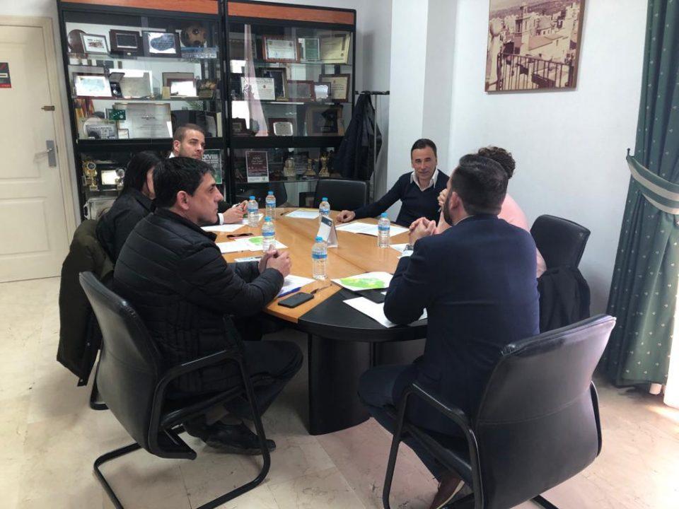 Reunión en Callosa para reclamar más efectivos de Guardia Civil en la zona 6