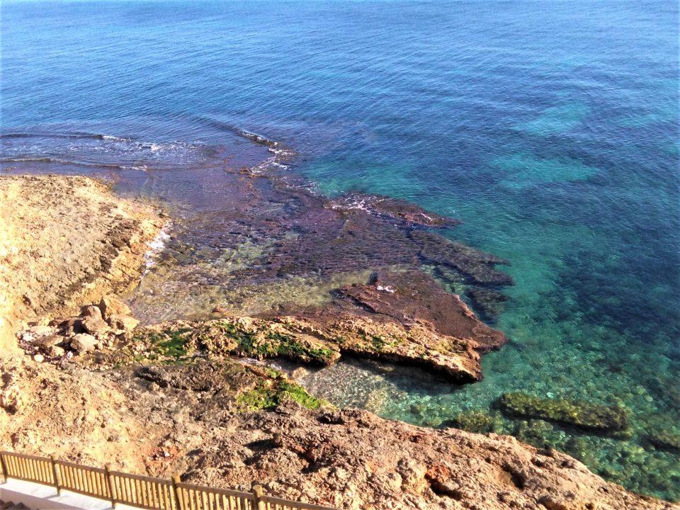 Fallece ahogado un hombre en Cabo Roig 6
