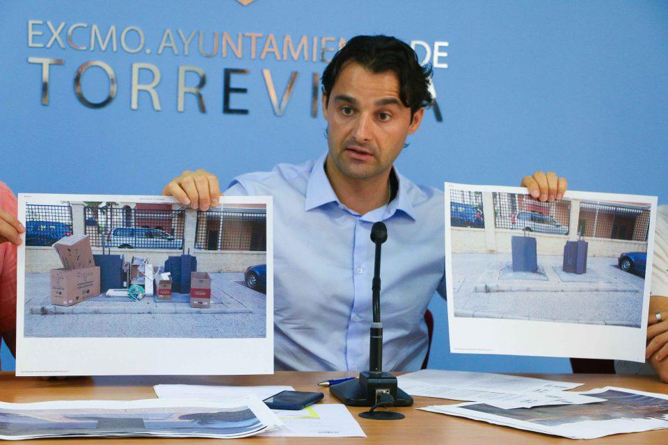 Completadas dos zonas del Plan de Choque de Limpieza en Torrevieja 6