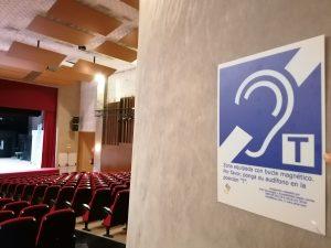 El Ayuntamiento de Rafal mejora la accesibilidad del Auditorio Municipal 7