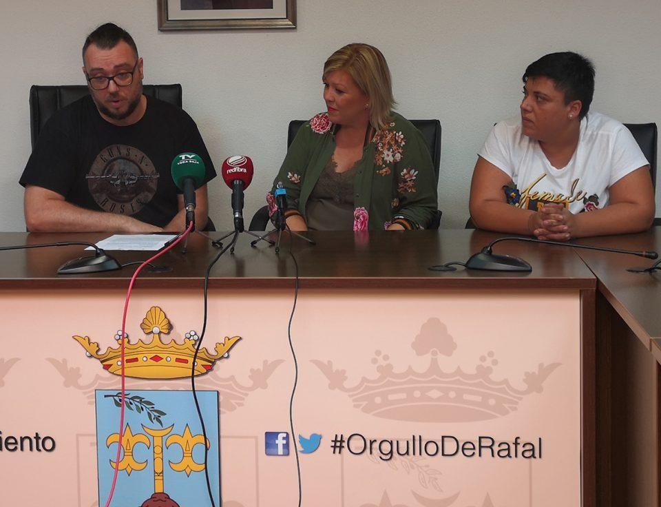 El Ayuntamiento de Rafal dona 1.000 euros a través de la canción 'Fuerza Vega Baja' 6