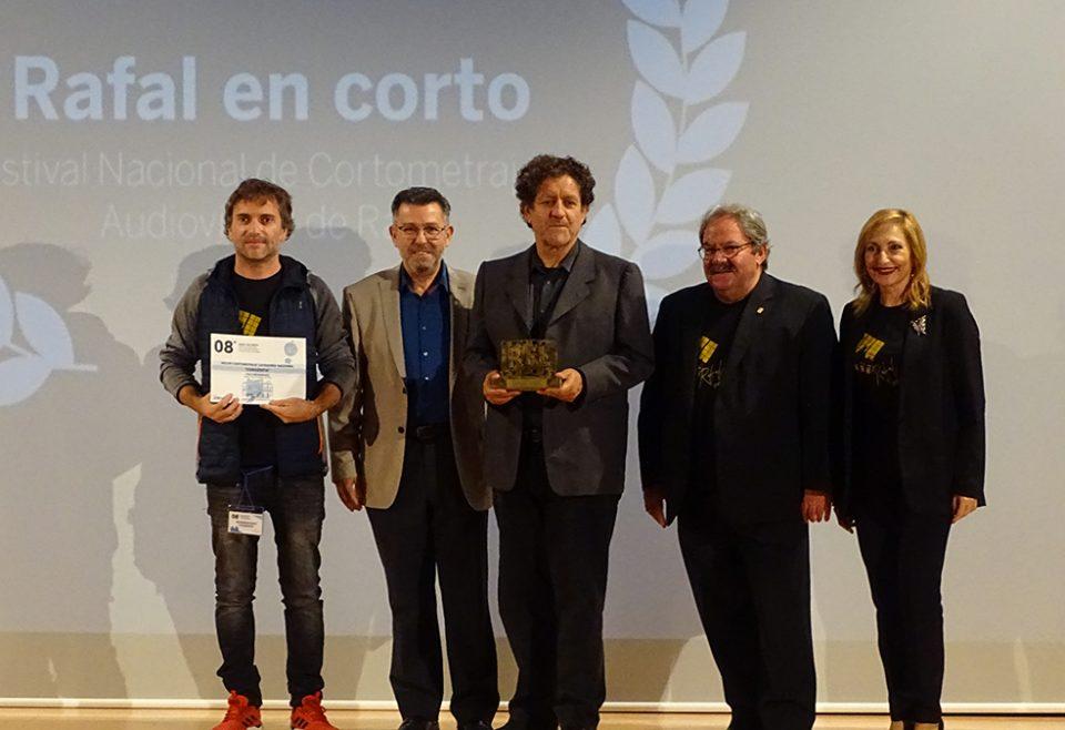 """""""Congénita"""" se alza con el premio al Mejor Corto Nacional en """"Rafal en Corto"""" 6"""