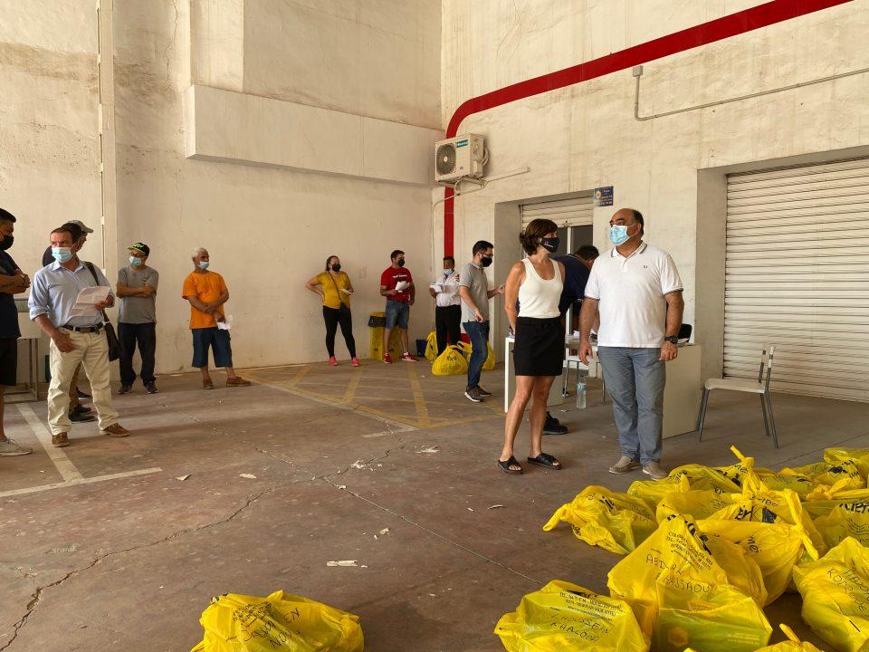 El Ayuntamiento de Orihuela contrata a 99 desempleados agrícolas 6
