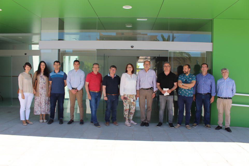 El Ayuntamiento de Pilar de la Horadada recepciona las obras del Centro de Salud 6