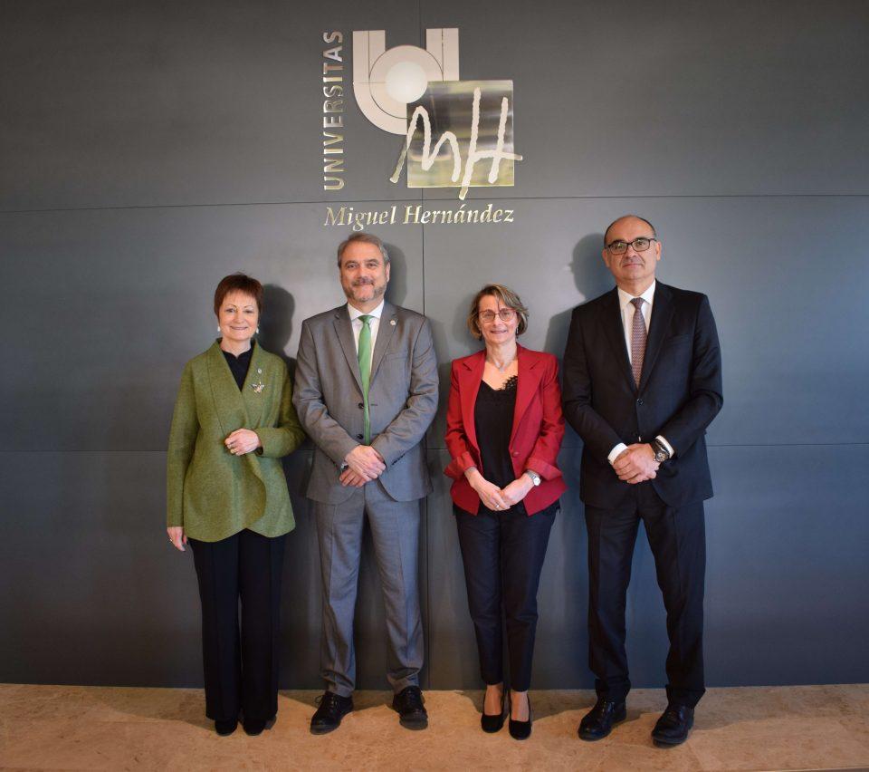 Juan José Ruiz, nuevo presidente de la Conferencia de Rectores de las Universidades Públicas Valencianas 6