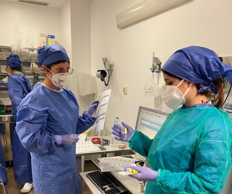 El Hospital de Torrevieja incorpora a 97 profesionales sanitarios para reforzar la plantilla 6