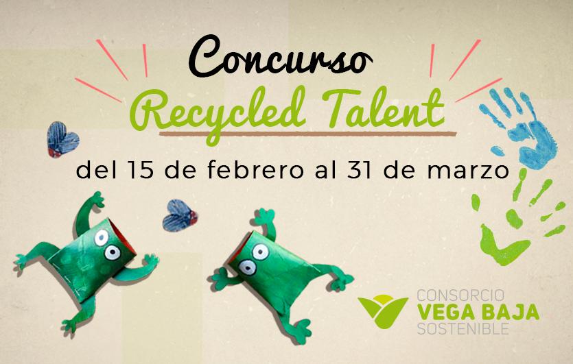 El Consorcio Vega Baja Sostenible pone en marcha 'Recycled Talent' 6
