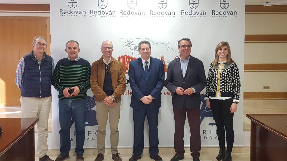 La Diputación mejora las redes de agua de Almoradí, San Fulgencio y Redován 6