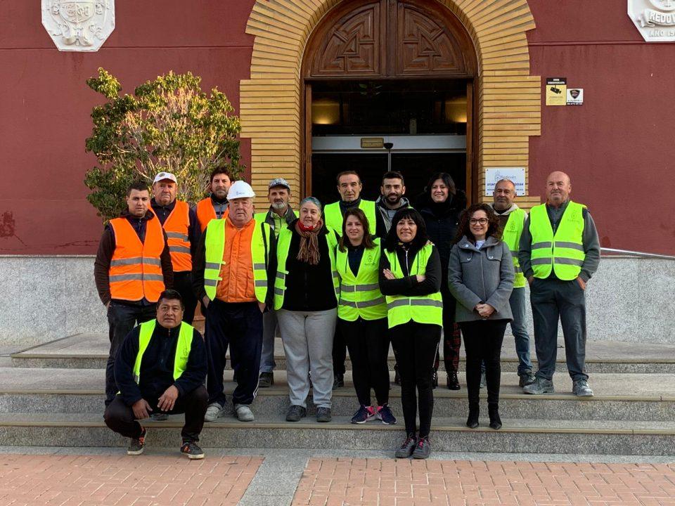 Redován contrata a 11 desempleados para reparar las zonas afectadas por la DANA 6