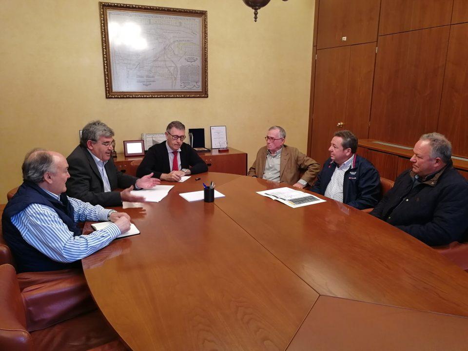 La CHS atiende las reivindicaciones del Juzgado de Aguas de Orihuela 6