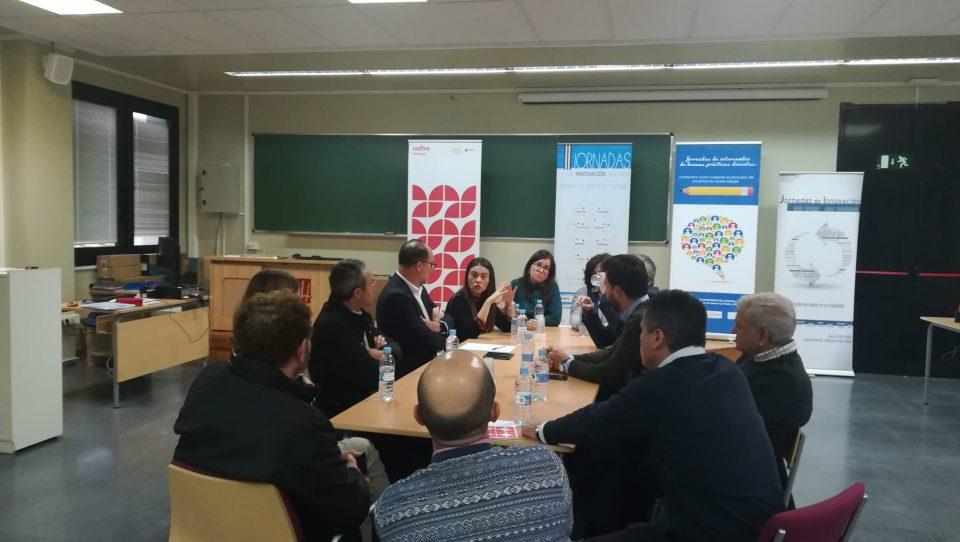 Bascuñana se reúne con el CEFIRE para analizar la situación de sus instalaciones tras la DANA 6