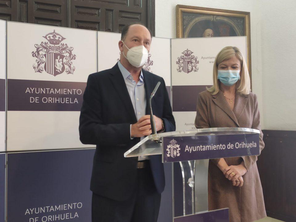 El Ayuntamiento de Orihuela cederá entre 3 y 5 parcelas para el Palacio de Justicia 6