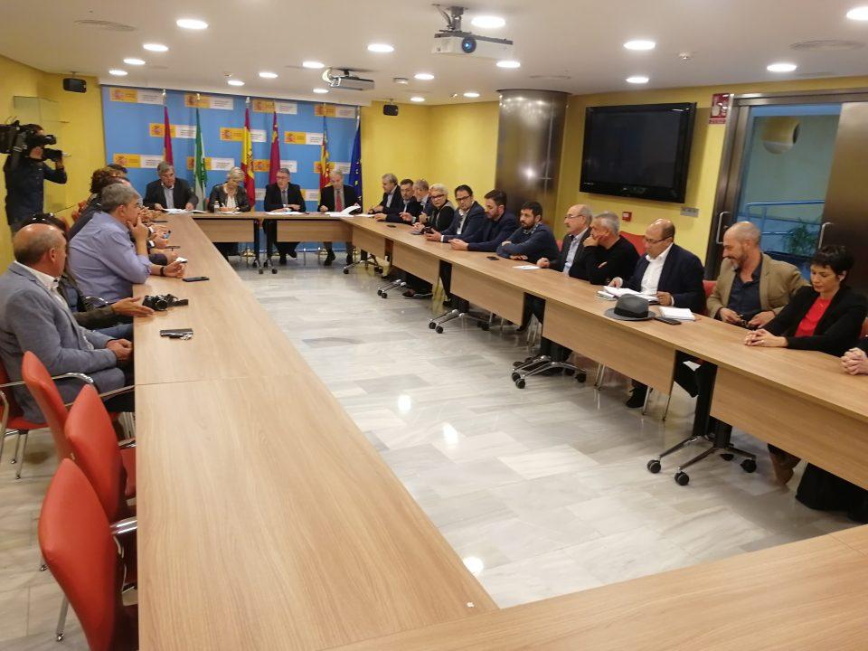 La CHS licita por 17,2 millones de euros las obras de emergencia tras la DANA 6