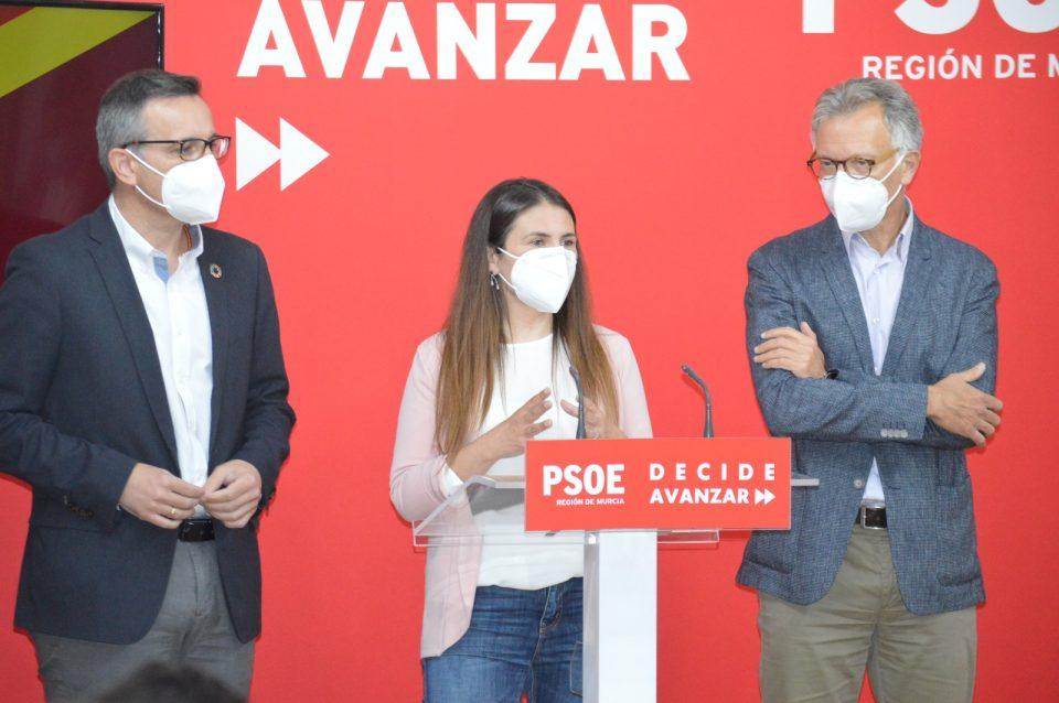 Los socialistas de la Comunitat y de la Región de Murcia refuerzan su alianza en la defensa del Trasvase 6