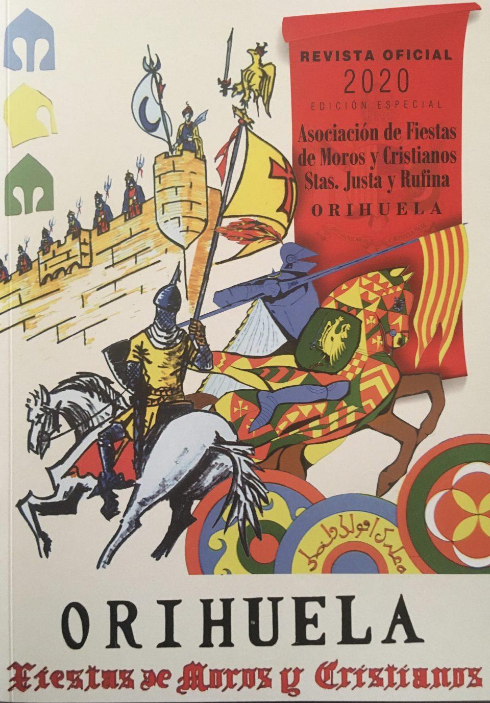 Los Moros y Cristianos de Orihuela cuentan con una edición especial de su Revista Oficial 6
