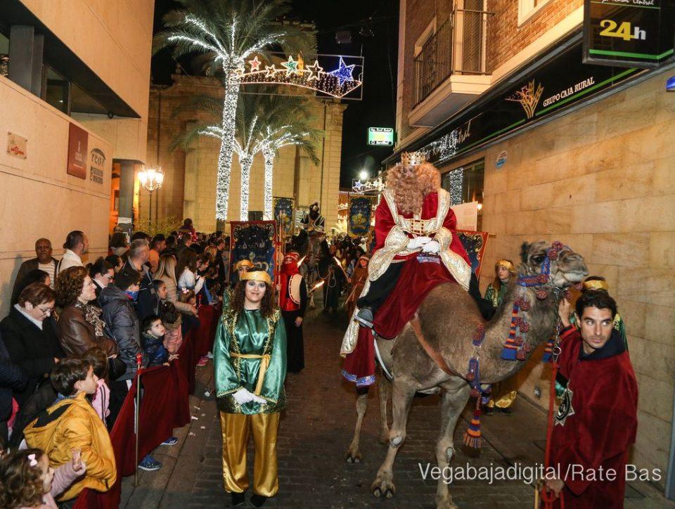 Los Reyes Magos llegan a Orihuela este viernes 6