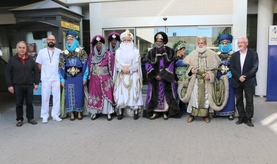 Los Reyes Magos no faltarán a su tradicional llegada por mar en Torrevieja 6
