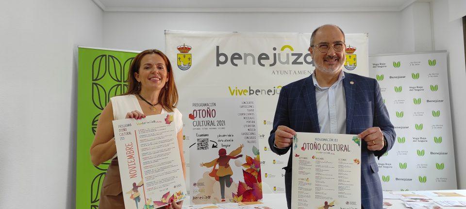 """Música, exposiciones, talleres y literatura en el ciclo """"Otoño de Benejúzar"""" 6"""