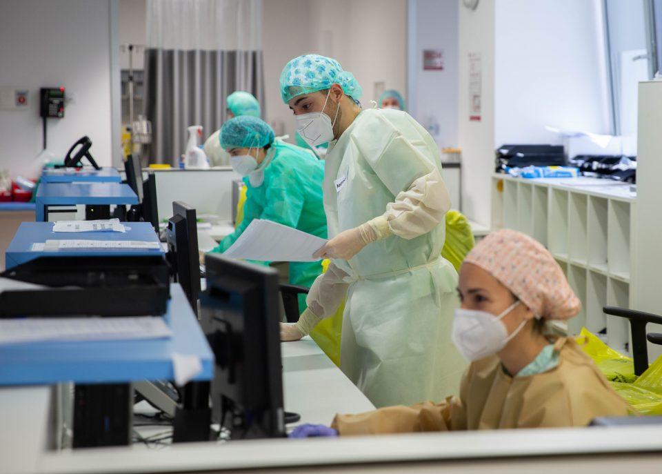 Ribera impulsa las rotaciones de los MIR y los especialistas en centros sanitarios de referencia internacional 6