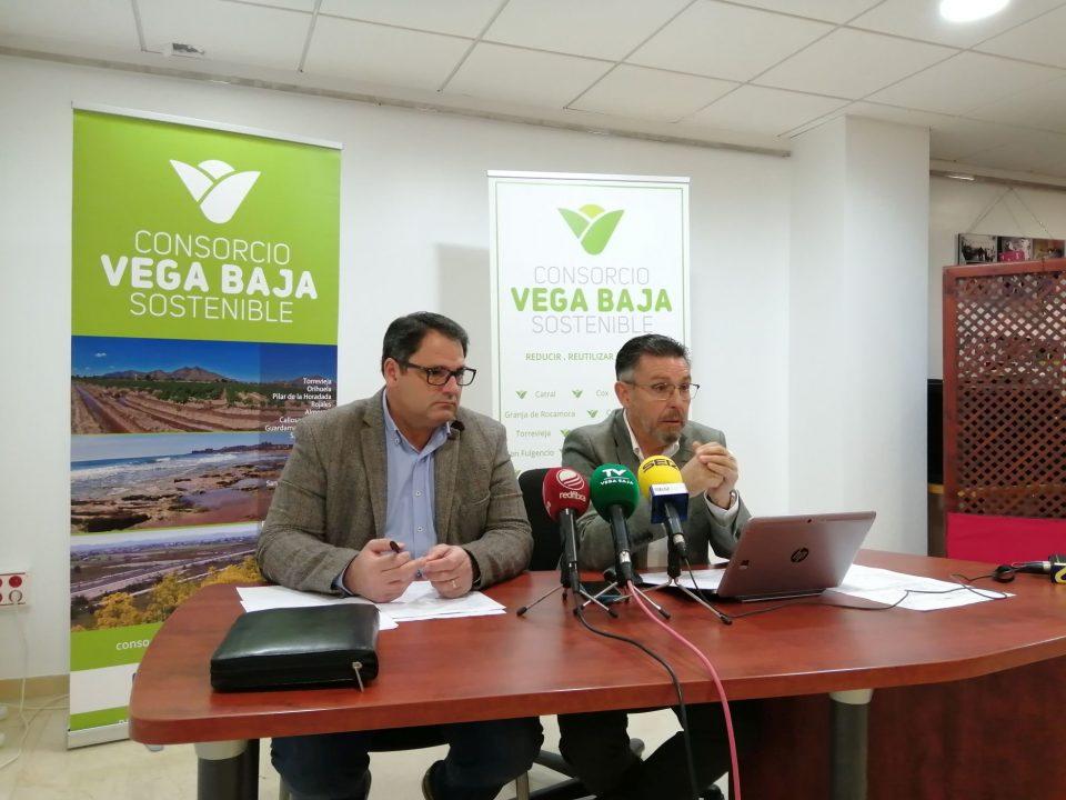 El PP cogerá las riendas del Consorcio Vega Baja Sostenible 6