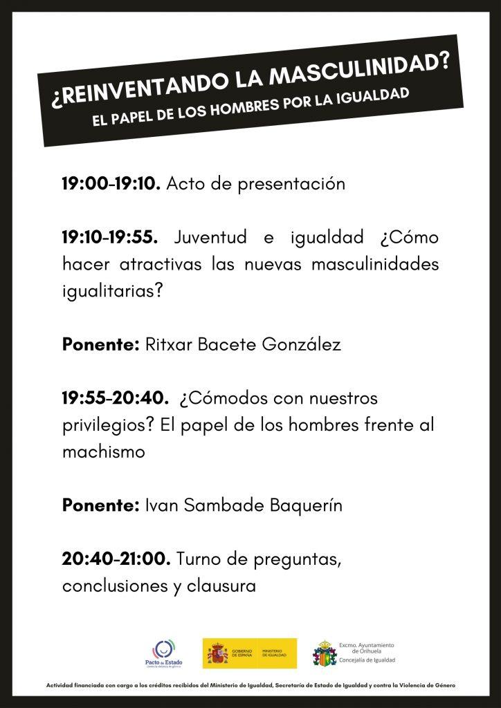 Orihuela organiza unas jornadas para fomentar la igualdad entre hombres y mujeres 7