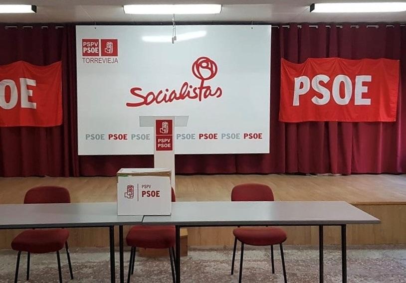 La gestora del PSOE de Torrevieja convoca la asamblea de votación para la secretaría general 6