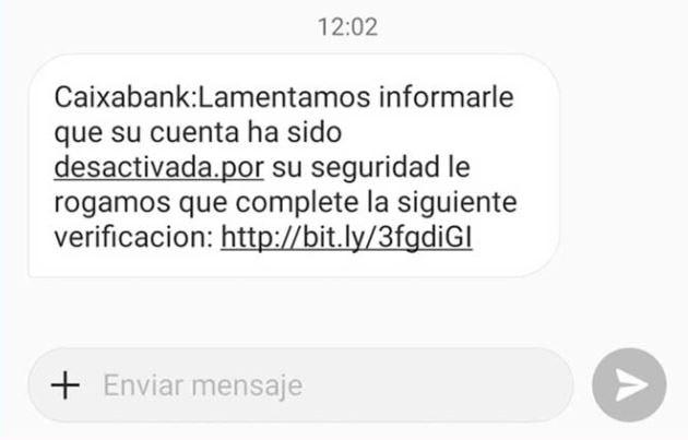 Estafa en Orihuela a través de SMS y correos electrónicos con los que roban credenciales bancarias 6