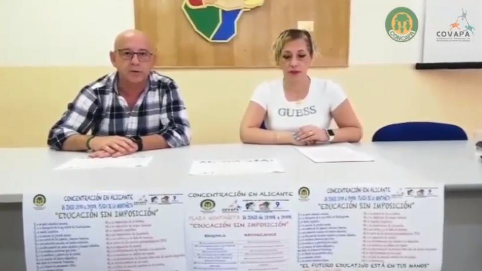 """Sonia Terrero (COVAPA): """"La Conselleria de Educación está enfrentando a la comunidad educativa"""" 6"""