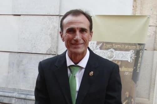 José Rocamora Gisbert, reelegido presidente de la Hermandad de El Prendimiento de Orihuela 6