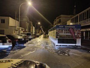 Un meteotsunami genera problemas en el puerto de Guardamar 7