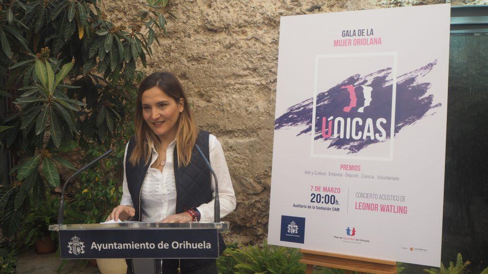 """Orihuela homenajeará a la mujer con los """"Premios Únicas"""" 6"""