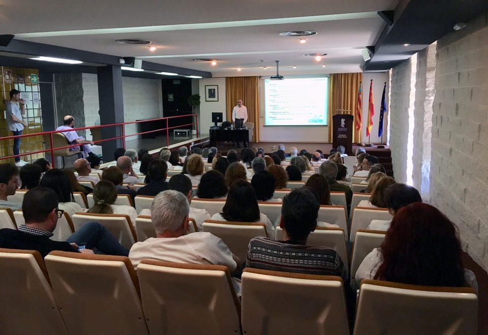 El departamento de salud de Orihuela oferta cursos para promover el desarrollo profesional 6