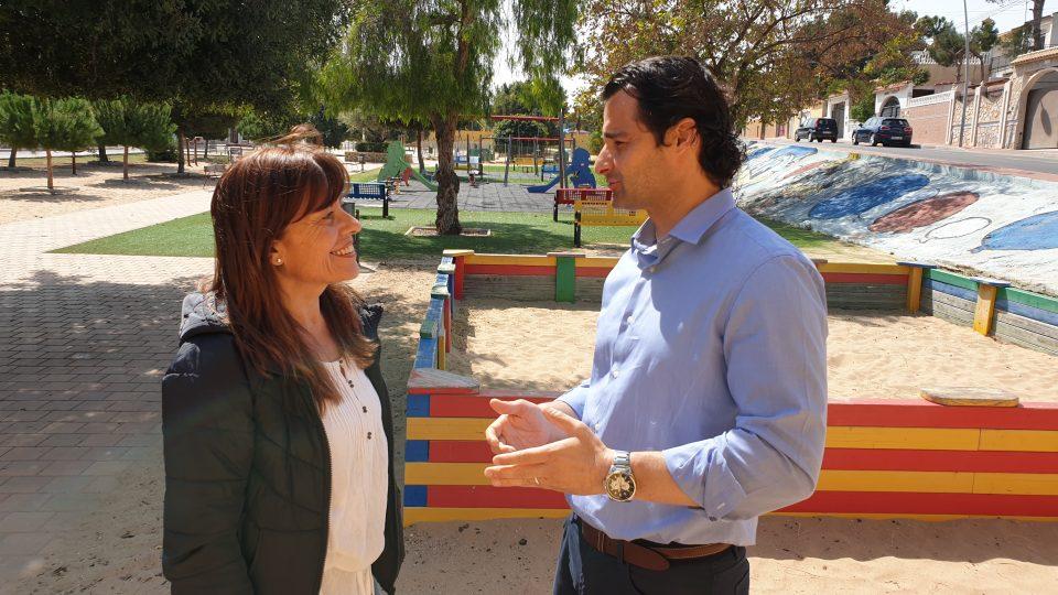 Sándra Sánchez continúa al lado de Dolón para su proyecto electoral 6