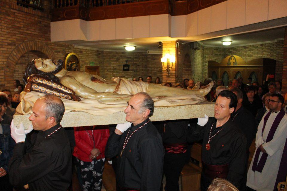 Pilar de la Horadada vive una atípica pero emotiva Semana Santa 6