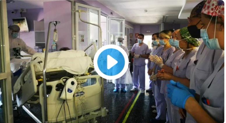 Solo queda un paciente COVID19 en la UCI del Hospital Vega Baja 6