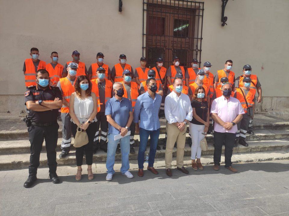 ILDO se encargará de la desinfección contra el COVID19 del término municipal de Orihuela 6