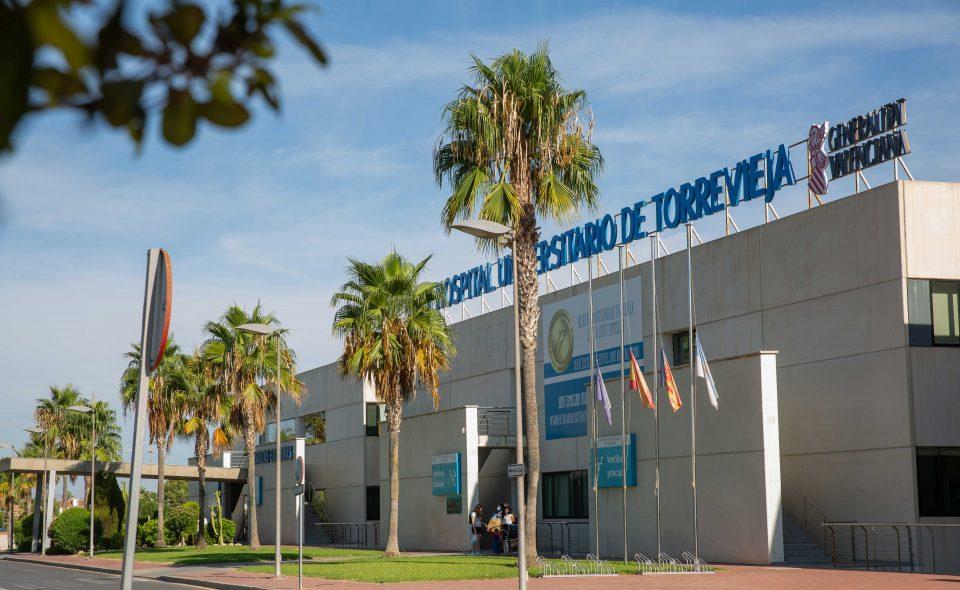 El departamento de salud de Torrevieja centraliza las citas administrativas por la tarde 6