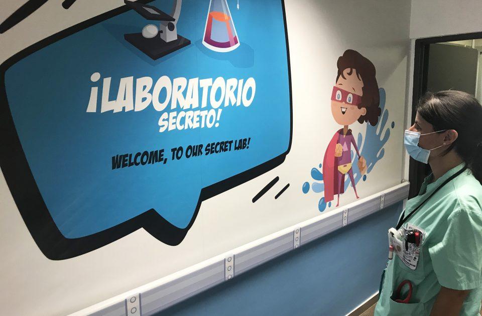 El Hospital de Torrevieja recuerda las medidas para acompañar a nuestros hijos a consulta 6