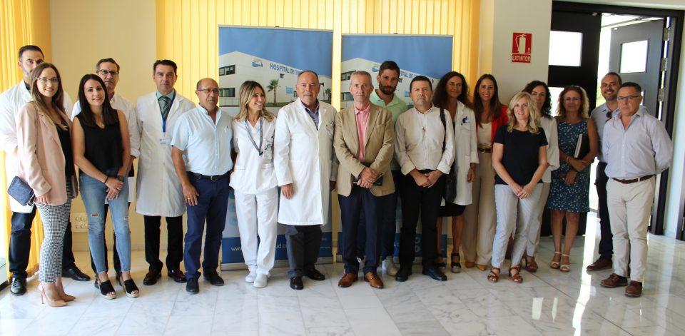 Ribera Salud se compromete a construir el segundo centro de salud de Orihuela Costa 6