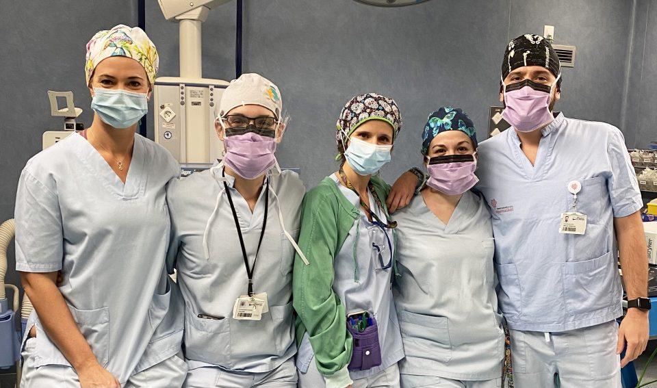 El Hospital de Torrevieja, Centro Formador de la Sociedad Española de la Rodilla 6