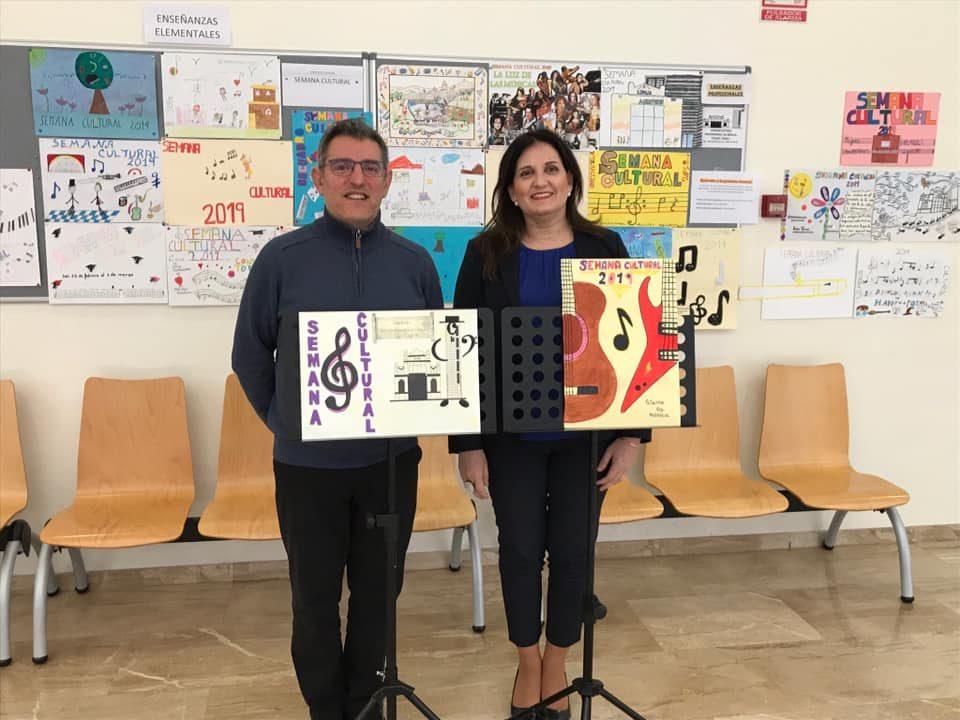 El Conservatorio de Orihuela celebra su Semana Cultural 6