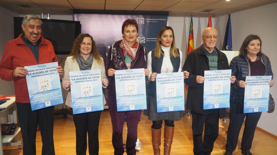 Orihuela acoge diferentes actividades sobre Salud Emocional 6