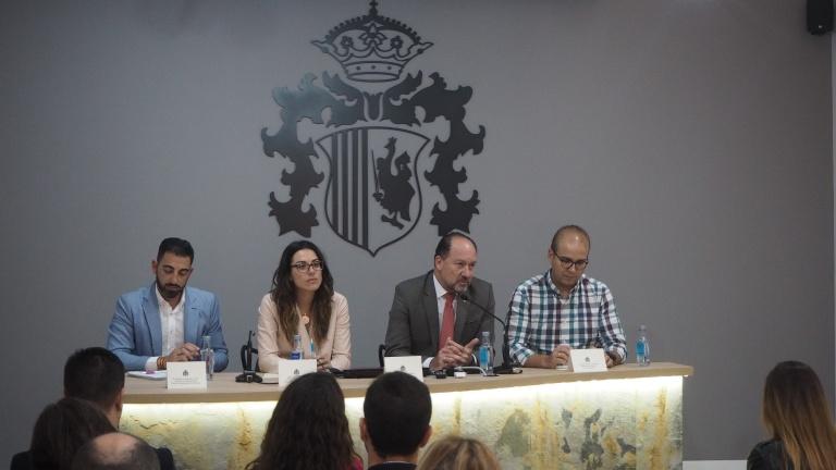 Orihuela recibe una subvención para mejorar su portal de transparencia 6