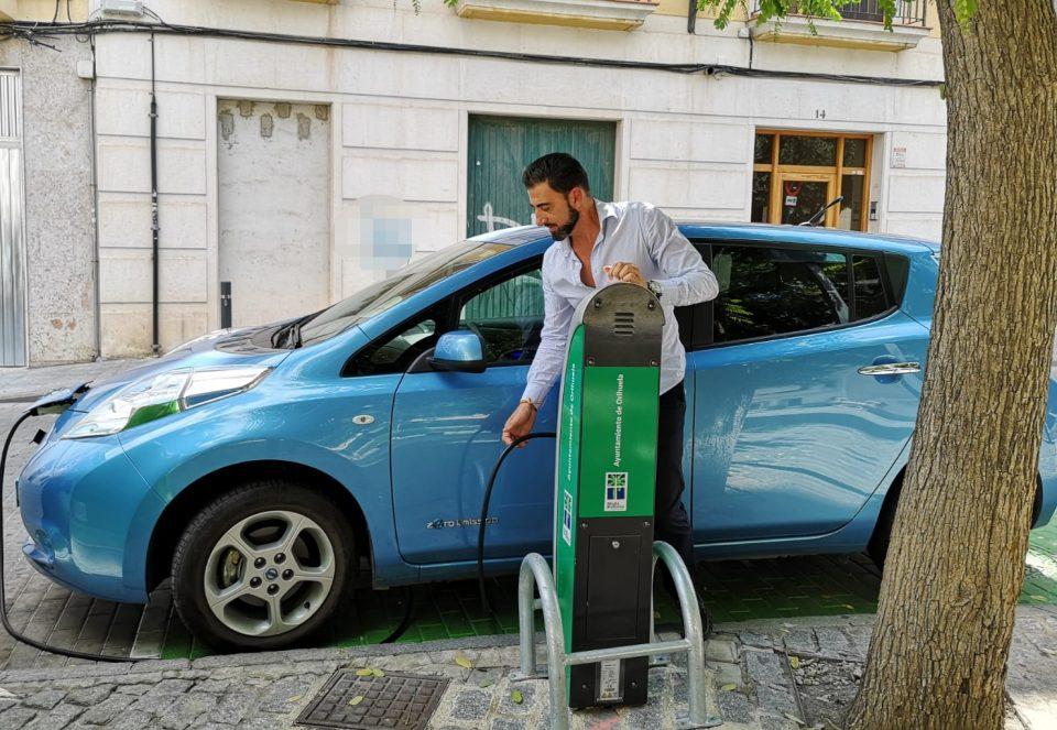 Siete nuevos puntos de recarga para vehículos eléctricos en Orihuela 6