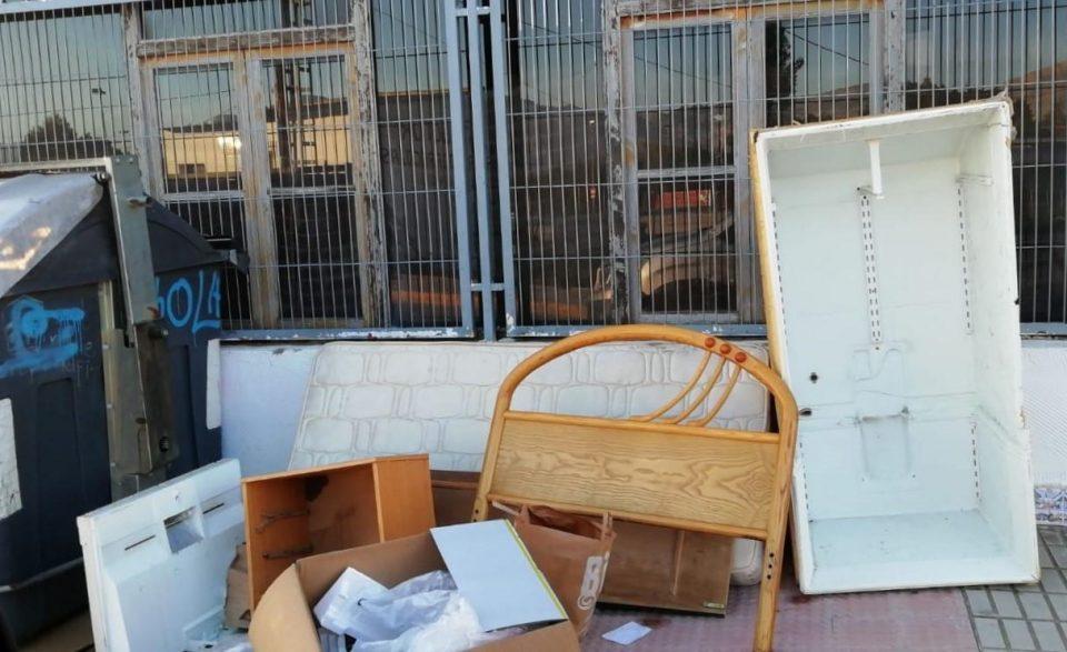 Limpieza Viaria en Orihuela interrumpe temporalmente la recogida de enseres 6
